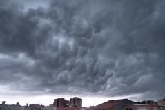 Tormenta de verano (Pablo Rogero) Tags: tormenta storm weather clima barcelona