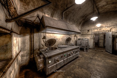Bunker Kitchen (Fine ArtFoto) Tags: urbex artfoto gestern dream wwwfineartfotocom urban exploration urbexart urbandecay lost place lostplaces lostplace decay decaying discard discarded old oblivion alt abandoned forgotten vergessen verlassen derelict aufgegeben rotten verottet sony a7 riii fortress festung unterirdisch subterra subterranean wwii worldwar bunker kitchen küche