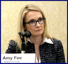 Amy Fee 2859 (Laurel L. Russwurm) Tags: amyfee mpp kitchenersouthhespeler pcpo 2018 legislativeassemblyofontario developmentalservicessector allcandidatesmeeting