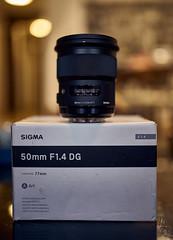 Sigma 50mm Art (mestremur) Tags: adapter laea3 emount amount sigma sony art 50mm