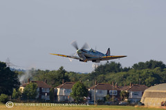 HOW LOW CAN YOU GO!!? (mark_rutley) Tags: oneofakind eaglesquadron spitfire aircraft aviation aviationphotography leeonsolent leeonthesolent ford fordmustang mustang commercial film movie cityofexeter