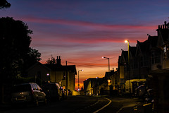 Torquay Sunset 24.06.2018 (Cris Pineda) Tags: torquay devon southwest sunset landscape street nature natural nikon sky weather