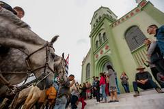(2018.08.05) Chegada da Romaria na Igreja São Judas (Felipe F Barros) Tags: itapevi tradição romaria romeiros cavalo cavalos igreja católica são judas tadeu cotidiano documental