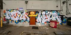Ksra (Dennis Valente) Tags: 2018 streetarteverywhere usa muralist washington art contemporaryurbanart pnw painting sheva ksra mural spraypaint painter whitecenter 5dsr artist urbanart streetart isobracketing aerosol muralart wall hdr streetartistry seattle