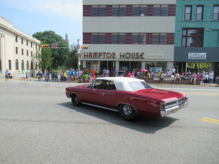 Chevrolet Chevelle SS, 2018 Independence Day Parade, Montclair, NJ