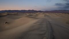 Sandland (Marc Briggs) Tags: mdb0951bw sand dunes dune mesquitedunes deathvalley deathvalleynationalpark landscape desert