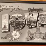 Greetings from Dubuque, Iowa thumbnail