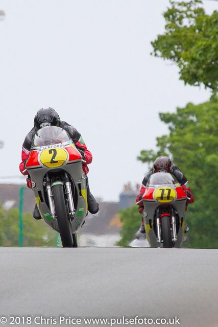 Pre TT Classic Billown 2018 Senior Classic Race