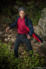 20180812-IMG_5753 (Daniel Sennett) Tags: tucson mountlemmon cosplay costume doctor who captain cold sniper wolf dale gribble zelda link sleeping beauty weapon x