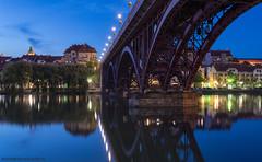 Maribor (Slovenia) at Blue Hour