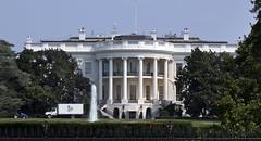White House - Washington DC (watts_photos) Tags: white house washington dc architecture building buildings historic history president pennsylvania ave residence columns neo classic greek mall
