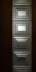 Lalique rectangle door panels - The Glass Church (Monceau) Tags: rectangle rectangular glass doordetail glasschurch stmatthewschurch jersey millbrook renélalique lalique