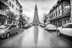 Hallgrímskirkja (tagois) Tags: hallgrímskirkja reykjavík iceland ísland