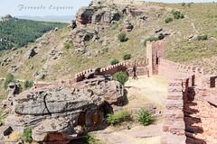 Vistas desde el Castillo de Peracense (ferezma) Tags: peracense teruel espaã±a españa esp