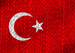 Flag of Turkey themes idea design (www.icon0.com) Tags: abstract applique backdrop background banner color country election eps europe flag flying geography government icon illustration illustrator image independent insignia international isolated landmark moon nation national nationality objects october patriotism political politics red religion republic signs single star summit symbols texture travel turkey turkish wallpaper waving world