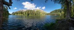 Lai da Palpuogna (d/f) Tags: 2017 landschaft schweiz sonne himmel kantongraubünden palpuognasee see wetter wolken blauerhimmel bluesky bündnerland cantonofgrisons clouds graubünda grigioni grischun laidapalpuogna landscape sky suisse sun switzerland