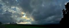 2018_0814More-Storms-Pano0001 (maineman152 (Lou)) Tags: panorama storms thunderstorm rain rainshowers weather badweather wetweather humidweather nature naturephoto naturephotography landscape landscapephoto landscapephotography august maine