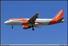 AIRBUS A320 214 easyJet HB-JXI 4721 Bale Mulhouse juin 2018 (paulschaller67) Tags: airbus a320 214 easyjet hbjxi 4721 bale mulhouse juin 2018