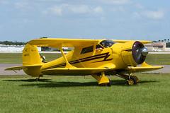 NC487CC.KLAL.140418 (MarkP51) Tags: lakelandlinder airport lal klal florida usa sunnfun airshow aircraft vintage airplane plane image markp51 nikon d7200 nikon70200f4vr aviationphotography sunshine sunny