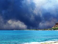Out of control (thomasgorman1) Tags: fire smoke sky canon hawaii island sea ocean beach oahu