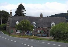 The Old Ford Inn, A40, Llanhamlach, Brecon 2 August 2018 (Cold War Warrior) Tags: theoldfordinn pub pubsign breweriana brecon