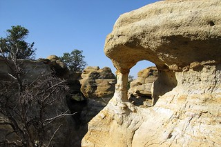 New Mexico Natural Arch NM-577