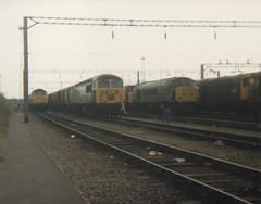 Bescot (Gingydadtog) Tags: bescot diesel locomotive westmidlands