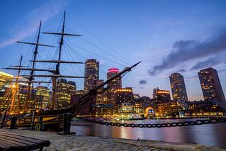 Boston Seaport