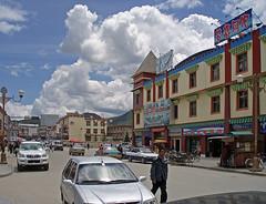 """In Zhongdian (""""Shangri-La"""") (Wolfgang Bazer) Tags: zhongdian shangrila james hilton lost horizon yunnan china himalaya"""