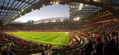 Old Trafford panoramic (lcfcian1) Tags: manchester united old trafford leicester city lcfc mufc epl bpl premier league opener sport football england stadium manchesterunited leicestercity manchesterunitedvleicestercity oldtrafford pano panorama panoramic