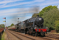 1L50 (gareth46233) Tags: 1l50 48476 48624 73069 73156 gcr great central quorn woodhouse