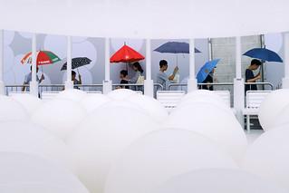 Hong Kong, Umbrella Show