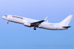 D-ABAF Eurowings B737-800 London Stansted Airport (Vanquish-Photography) Tags: dabaf eurowings b737800 london stansted airport vanquish photography vanquishphotography ryan taylor ryantaylor aviation railway canon eos 7d 6d 80d aeroplane train spotting egss stn londonstansted stanstedairport londonstanstedairport