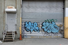 sye5 kser (Luna Park) Tags: ny nyc newyork brooklyn graffiti bombing lunapark sye5 kingsolomon kser