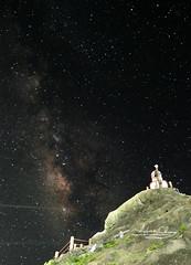 DSCF8249 拷貝 (山豬阿伯) Tags: fujifilm xpro2 蘭嶼 銀河 夜曝 xf1855mmf284