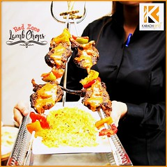We are going to be flipping swekers at Karachi Grill Jumeirah, for the weekend so drop by for our juicy Red Zone Lamb Chops😍 For reservations and Information - 043447000  #redzone #lambchops #weekendvibes #foodie #foodporn #foodgasm #nomnom #pa (karachigrill) Tags: zomatouae jumeirah mydubai karachigrill grill foodie nomnom redzone weekendvibes dubai delicious dxb restaurant foodporn lambchops foodgasm pakistani uae pakistanirestaurant