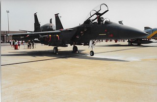90-0248 McDonnell-Douglas F-15E Strike Eagle US Air Force