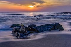 Troncones Guerrero Mexico (Bravo Fotografia) Tags: playa beach mar sea ocean coast mexico guerrero troncones visit tour travel viaje mexicomagico sunset atardecer beauty beatiful