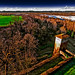 Rivalta Castle - Another panoramic view from the tower