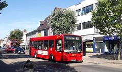 Go-Ahead London Metrobus SEN26 YX61FYZ | R11 to Green Street Green (Unorm001) Tags: sen26 sen 26 r 11 r11 yx61fyz yx61 fyz