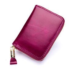 RFID Genuine Leather Short Wallet 12 Card Slot Card Holder (1257973) #Banggood (SuperDeals.BG) Tags: superdeals banggood bags shoes rfid genuine leather short wallet 12 card slot holder 1257973