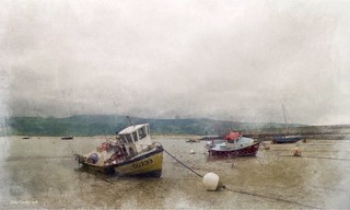 Low Tide - Barmouth