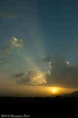 Big skys 'n' Sun (chris.britingles) Tags: landscape clouds skys