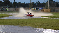 TEMORA Jetboat (2/3) (Jungle Jack Movements (ferroequinologist)) Tags: penrite hi tec oils temora nsw new south wales australia 10 michael cunningham narelle grayland superboats super v8 unlimited motor racing pass race speed car cars hottie track practice pole position times timing hard competition competitive event saloon open wheeler sports racer driver mechanic engine oil petrol build fast faster fastest grid circuit drive helmet marshal starter sponsor number class motorsport classic boat speedboat craft water canal wave splash rooster tail river riverina