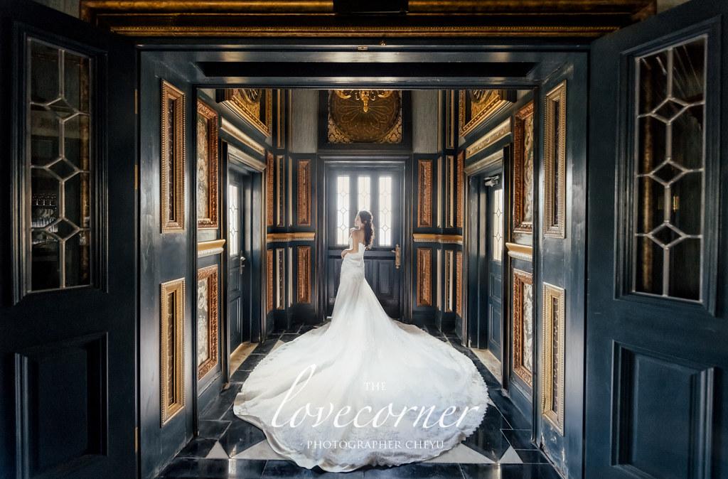台中婚紗|超唯美的清境老英格蘭!推薦仿歐洲古堡景點婚紗攝影!賽西亞手工婚紗
