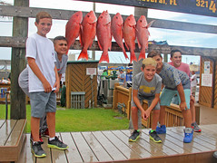 IMG_2898 (FWC Research) Tags: atlanticredsnapper redsnapper fisheriesdependentmonitoring snappersamplling