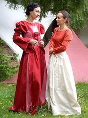 UNDINE  // УНДИНА Regensburg 28.-30. März 2019 (seyf\ART) Tags: mode woman dressing dress beautiful history theatre middleage design clothing