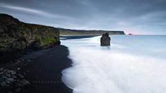 V  I  K (FredConcha) Tags: vik fredconcha iceland volcanic nature landscape nikond800 lee longexposure