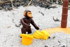 Affe03 (Klickystudios) Tags: playmobil outdoor ostsee strand