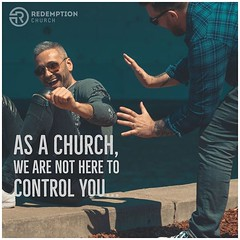 As a church, we are not here to control you. We are here to serve you and help you grow. We want to invite you to become an authentic disciple of Jesus. We want to invite you into a process of learning to lay down old ways and pick up new ways, to discard (rcokc) Tags: as church we here control you serve help grow want invite become an authentic disciple jesus process learning lay down old ways pick up new discard habits learn turn off selfled life spiritled set aside deadend take lifegiving authenticdiscipleship